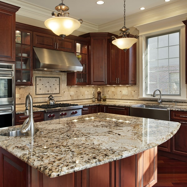 color options and free estimate for granite and quartz counter tops in Arlington